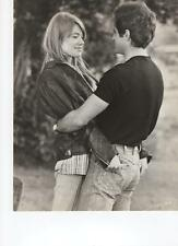 "Francoise Hardy/Antonio Sabato ""Grand Prix"" 1966 Vintage Movie Still"