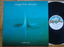 TANGERINE DREAM - Rubycon * LP * Virgin * UK 1975 * Roger Dean Label * KRAUT *