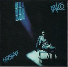 rare pop 80 CD sleeve FALCO Etnzelhaft DER KOMMISSAR ganz wein HELDEN VON HEUTE
