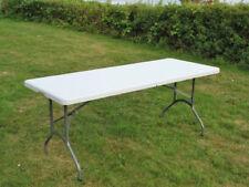Mesas de terraza y jardín mesa plegable color principal gris
