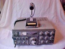 Kenwood TS-530S  Ham Radio Transceiver CLEAN/ WORKING CONDITION + MC-50 MIC