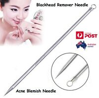Blackhead Remover Stainless Steel Mini Acne Needle Tool