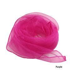 Best Cheap Elegant Women Stylish Long Soft Silk Chiffon Scarf Wrap Shawl Scarve