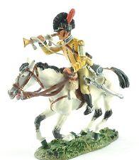 Del Prado King & Country Trumpeter - British Lt Dragoons - 1808 -1:32 (AGSNC102)