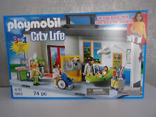 Playmobil City Life 5953 Take Along Medical Center - Neu & OVP