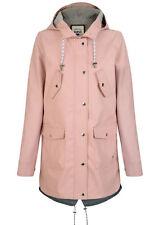 Popper Knee Length Casual Coats & Jackets for Women