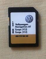 LATEST VW 2018 - 2019 V12 AT DISCOVER MEDIA  Navigation Map SD CARD 5G0919866AG