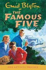 Five Get into Trouble (Famous Five), Enid Blyton, New