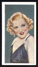 Phillips Film Favourites 1934 - Pat Paterson No. 40