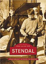 STENDAL DDR Sachsen Anhalt Stadt Geschichte Bildband Bilder Buch Archivbilder AK