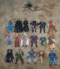 1997 Play Em Toys Warriors Of Virtue 16 figure Complete Collection Lot