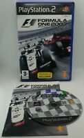 Formula One 2003 Video Game for Sony PlayStation 2 PS2 PAL TESTED