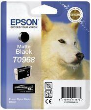 Cartuchos de tinta negro para impresora Epson