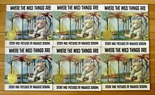 Lot 6 WHERE THE WILD THINGS ARE Maurice Sendak guided reading