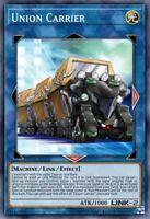 Yu-Gi-Oh 1xDUOV-DE009 Union Carrier ULTRA RARE *DUEL OVERLOAD*