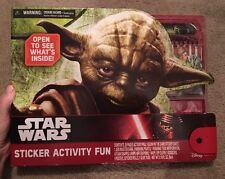 Star Wars Sticker Activity Fun