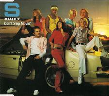 S Club 7 - Don't Stop Movin' - CD Single Enh CD1