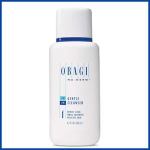 Obagi Nu-Derm Gentle Face Cleanser for Normal to Dry Skin 6.7 oz Pack of 1