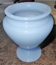 Baccarat France cristal d'opale agate vase état parfait