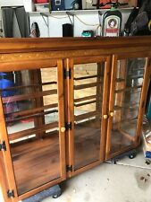 Kincaid Dining Room Table Chairs and China Cabinet and Hutch