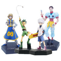 Hunter X Hunter Anime Collection Model PVC Action Figures Toys Gifts Doll Bulk