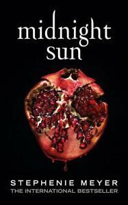 Midnight Sun (Twilight series), Meyer, Stephenie, Very Good condition, Book