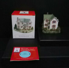 Liberty Falls Collection The Henshaw House Ah181 Nib more available at discount
