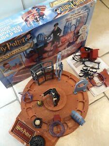 Harry Potter - Le Jeu de Lévitation - Mattel 2001 vintage nombreux éléments