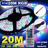 1-20M RVB 3528 LED lumières bande avec changement couleur distance du rétroéc ER