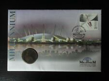1999 FIRST DAY COIN COVER - THE MILLENNIUM. RARE.