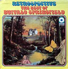BUFFALO SPRINGFIELD. Retrospective. US-Press. 1969. EX-NM/ Cover EX
