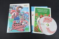 Mario Super Sluggers - Baseball (Nintendo Wii)
