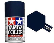 Tamiya TS-55 DARK BLUE Spray Paint Can  3.35 oz. (100ml) 85055
