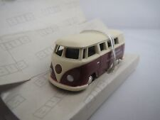 BUB  06550  VW  Bully  Bus  (Weltmeister 1954)  1:87  OVP !