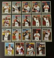 2019 Topps Heritage HIGH NUMBER CHROME /999 You Pick Complete Your Set