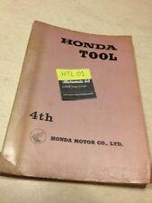 Honda tool list liste outillage CB CL 350 450 CD 175 125 160 PC PS SS 50 C CS 65