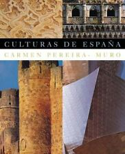 Culturas de Espana (World Languages) by Pereira-Muro, Carmen