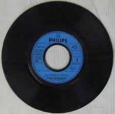 Serge Gainsbourg 45 Tours Juke Box Aux armes et caetera