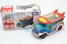Tomica Takara Tomy Disney Motors DM-05 Toy Story Cruiser Green Alien Diecast Car