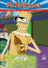Futurama : Season 4 : Disc 4 (DVD, 2005)
