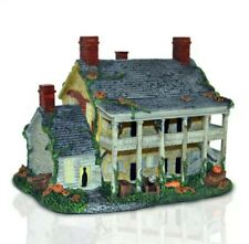 Fort Mifflin America's Most Haunted Village House Figurine Lights Up Bradford