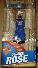 Mcfarlane Derrick Rose NBA series 30 New York Knicks