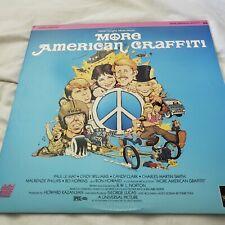 More American graffiti ron howard laserdisc