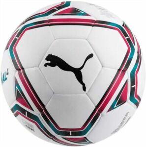 Puma teamFINAL 21.4 IMS Hybrid Fußball Trainingsball Größe 5 weiß 083307-01