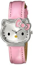 Hello Kitty Girl's HK1494 Analog Display Quartz Pink Watch