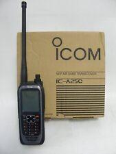 ICOM IC-A25C SPORT Handheld Com Transceiver **$50 FACTORY REBATE**