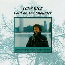 Tony Rice - Cold on the Shoulder [New CD]