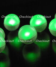 48 LED Green Mini Fairy Lights Waterproof Floating Ball Party Wedding Decorate