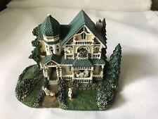 Hawthorne Sculpture May Cottage Corinne LaytonVictorian Miniature House Village