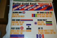 SOLID GOLD SOUL VOLUME 2        LP  VG CON     ATLANTIC RECORDS    587058  1967